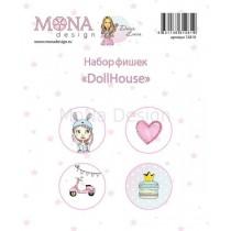 Набор фишек Dollhouse md-12819