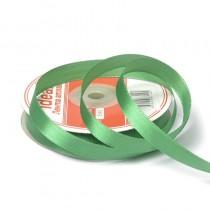 """Лента атласная 1/2"""" (12мм) цв.3040 зеленый 1 метр"""