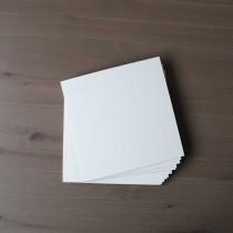 Пивной картон 1.2 мм, 15х15 см, 1 лист