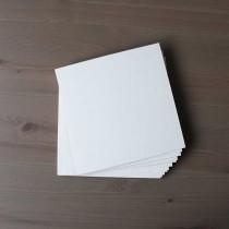 Пивной картон 1.2 мм, 21х21 см, 1 лист