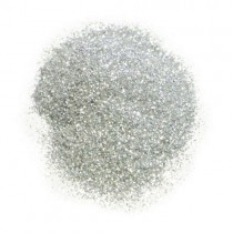 Блестки цветные 50мл  Серебро