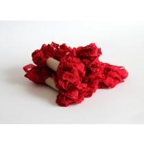 Шебби лента - Красная смородина 1 м