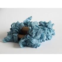 Шебби лента - Голубой 1 м