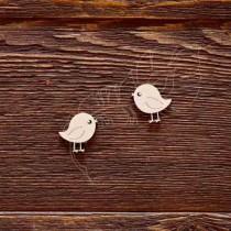 Птички  (2 элем. 2,2х2,1см - 1эл.), CB584