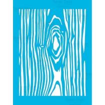 Трафарет «Срез дерева»