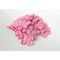 Гортензии Розовые большие 5 см 1 шт
