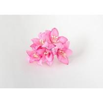 Лилии розовые 2 см, 1 шт