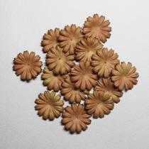 Лепесток маргаритки 2.5 см - Светло Коричневый 1 шт