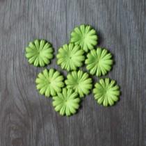 Лепесток маргаритки 2,5 см - зеленый, 1 шт