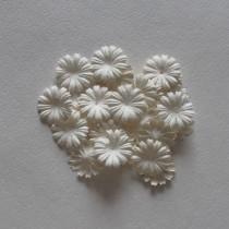 Лепестки маргариток 2,5 см -  Белые 1 шт