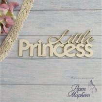 Littie Princess РАЗМЕР: 8 х 2,9 см