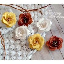 Набор цветов Freetany Flowers – 10 Маккиято