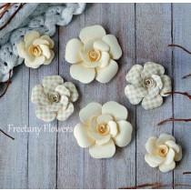 Набор цветов Freetany Flowers – 12 Ваниль