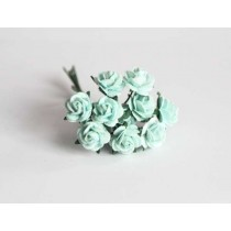 Mini розы 1 см - Мятные 166 1 шт