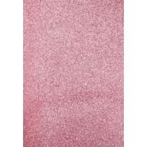 """Фоамиран """"Светло-розовый блеск"""" 2 мм формат А4"""