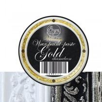 """Восковая краска-паста VINTAGE""""Gold Chameleon"""", 10 мл."""