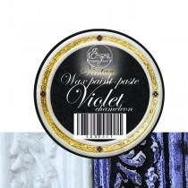 """Восковая краска-паста VINTAGE """"Violet Chameleon"""", 10 мл."""