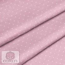 """Премиум хлопок """"Блеск розовый"""" размер 50х40 см., пл.150 гр/м2, Польша"""