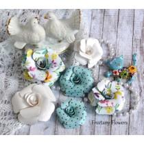 Набор цветов Freetany Flowers - 29 Летний сад