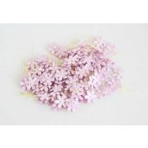 Цветочки маленькие 2 см - Св.сиреневые 188 1 шт