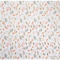 Бумага для скрапбукинга с фольгированием «С любовью!», 30.5 × 30.5 см, 250 г/м