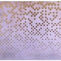 Бумага для скрапбукинга с фольгированием «Момент радости», 15.5 × 15.5 см, 250 г/м