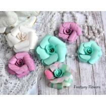 Набор цветов Freetany Flowers - 32 Мятный джем