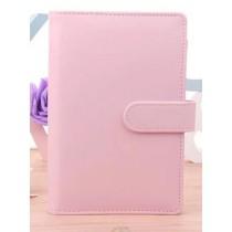 """Обложка для блокнота А5 """"Розовый"""""""