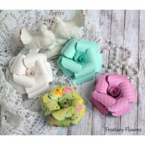 Набор цветов Freetany Flowers - 40 Весенний микс