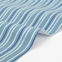 "Ткань Dailylike ""Azure sky sky line оксфорд"" размер 75х45"