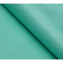 бумага упаковочная тишью, зеленый  50*70 см , 1 лист