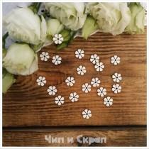 Подложки под анкера цветочки 2, 30 элементов