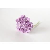 Цветы вишни средние - Св.сиреневые 188 1 шт