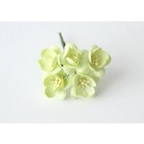 Цветы вишни - Св.зеленые #2 161 1 шт