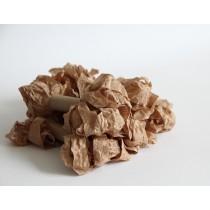 Шебби лента - Капуччино 1 м