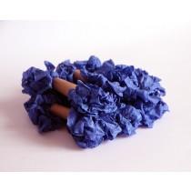 Шебби лента - Королевский синий 1 м
