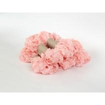 Шебби лента - Утренняя роза 1 м