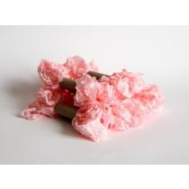Шебби лента - Baby Pink 1 м
