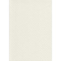"БР002-1-Ф Бумага фактур-рельеф. ""Точки"" Цвет: Молочный 1 лист"