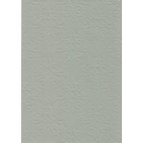 """Бумага с рельефным рисунком """"Дамасский узор"""" Цвет: Серый"""