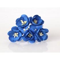 Цветы вишни - Синие 176, 1 шт