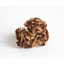 Гипсофилы коричневые 2х тоновые 578 1 шт