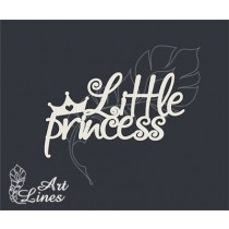 Little princess (3,6 х 6 см), CB352