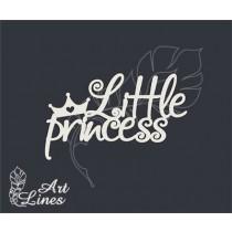 Little princess (3,6 х 6 см), CB352
