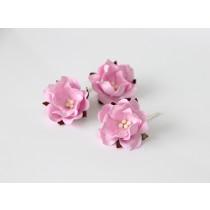 Цветы яблони - Розовые, 1 шт