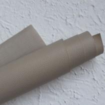 Отрез кожзама на тонкой тканевой основе 50х35 см., бежевый