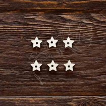 Подложки для анкеров звёздочка (6элементов) (1,4х2,5мм), CB487