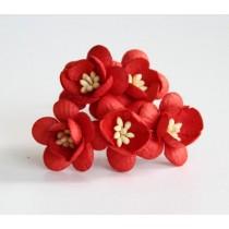 Цветы вишни - Красные 101, 1 шт.