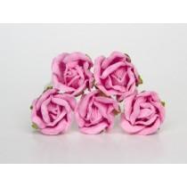 Бутоны роз большие - Розовые 120, 1 шт