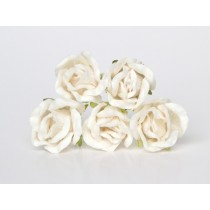 Бутоны роз большие - Белые 152, 1 шт